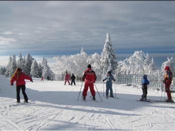 Ski Alpin a Metabief