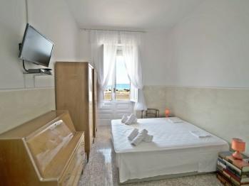 Camera doppia-Club-Bagno in camera con doccia-Vista mare-Camera MEZZOGIORNO