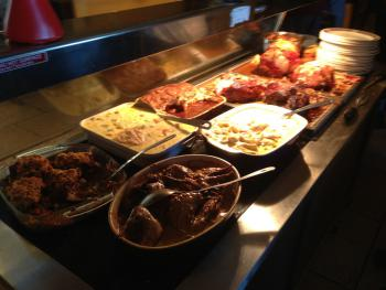 Dusty Miller - Dusty's New look carvery