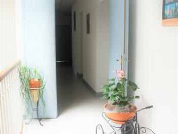 Accès chambres