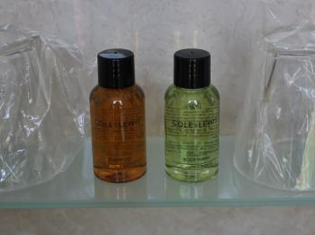 Shower gel and handwash