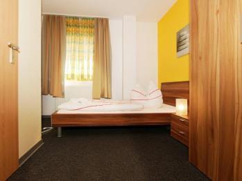 Standard-Einzelzimmer-Ensuite Dusche
