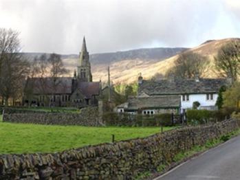Edale Village