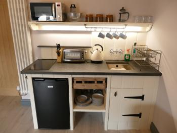 Loft Suite Kitchenette