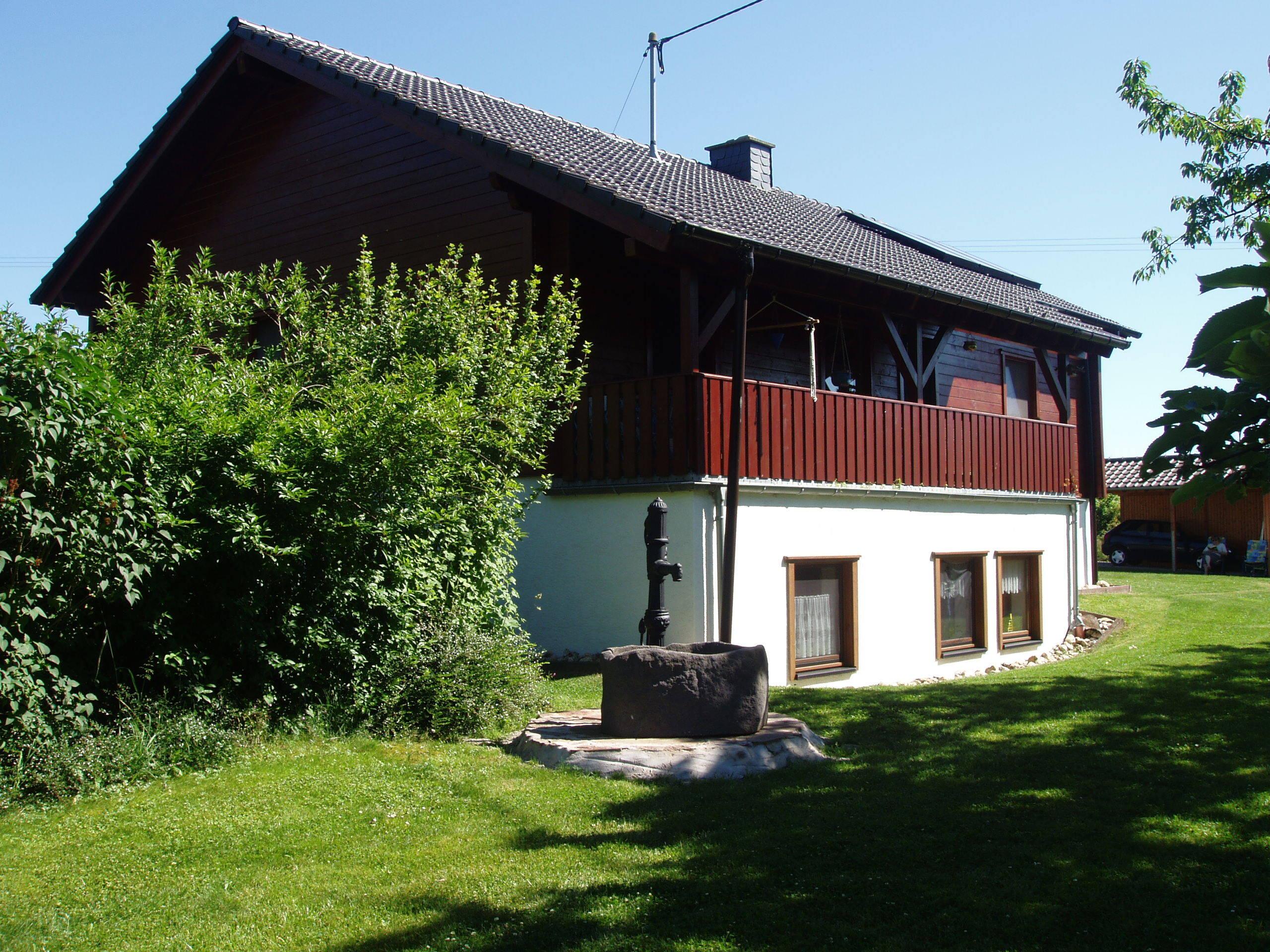 Wohnung-barrierefreies Badezimmer-Gartenblick - Basistarif