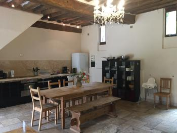 PRAIRIE Salon cuisine