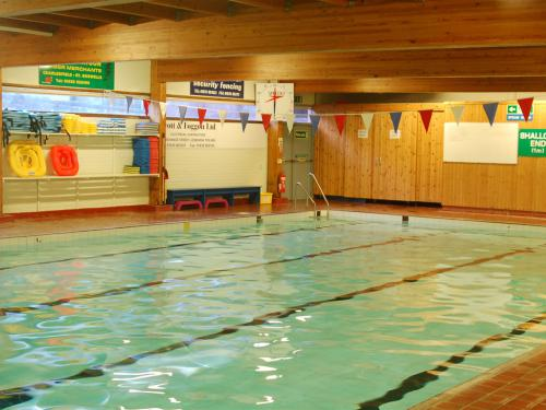 The Laidlaw Memorial Pool and Fitness Centre  are a short walk away. For fun, sport and health.