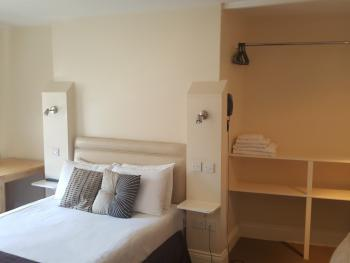Double room-Standard-Ensuite with Shower-Street View-Room 2 - Base Rate