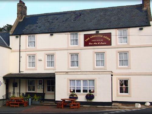 The Angler's Arms, Longframlington, Northumberland