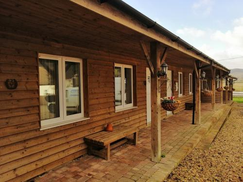 The Stables at The Flying Fish.  Separate accommodation of 8 ensuite rooms (2 accessible)