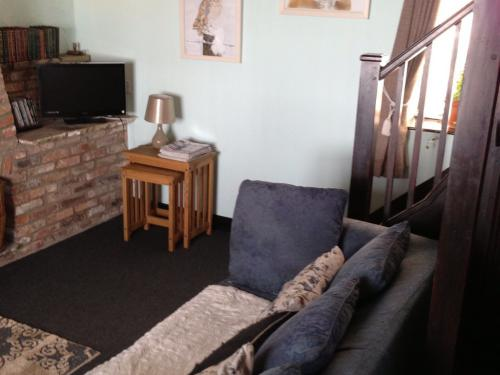 Lounge at Blacksmiths Cottage