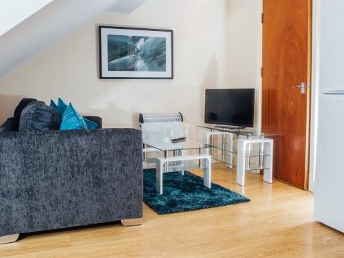 Flat 4 - Lounge area