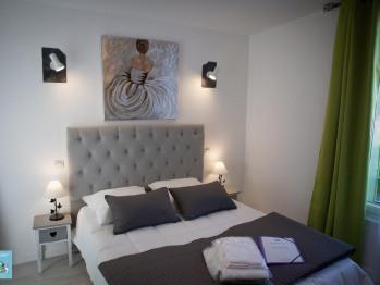 Appart-Hôtel- Studio- Au Clos Paillé - Hôtel Charme & Caractère - La Roche Posay - Cure Thermale - Hébergements