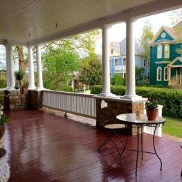 Wraparound Porch