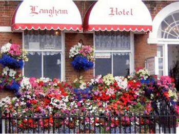 Langham Hotel -