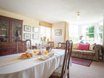 Fresh Breakfast served in our traditional dining room