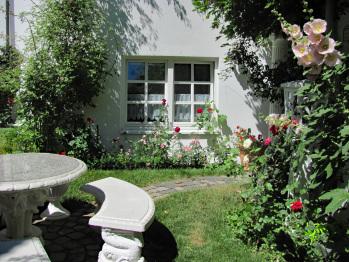 Apartment-Eigenes Badezimmer-Gartenblick-Fürsten-Suite  - Basistarif