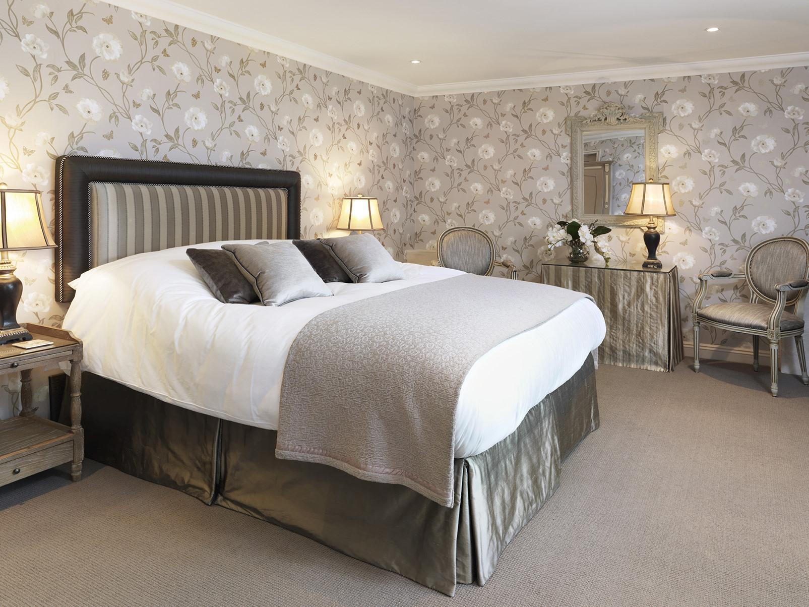 Double room-Luxury-Ensuite with Bath-The Tansor - Base Rate