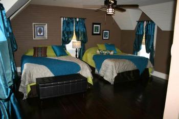 RB Hayloft Bedroom