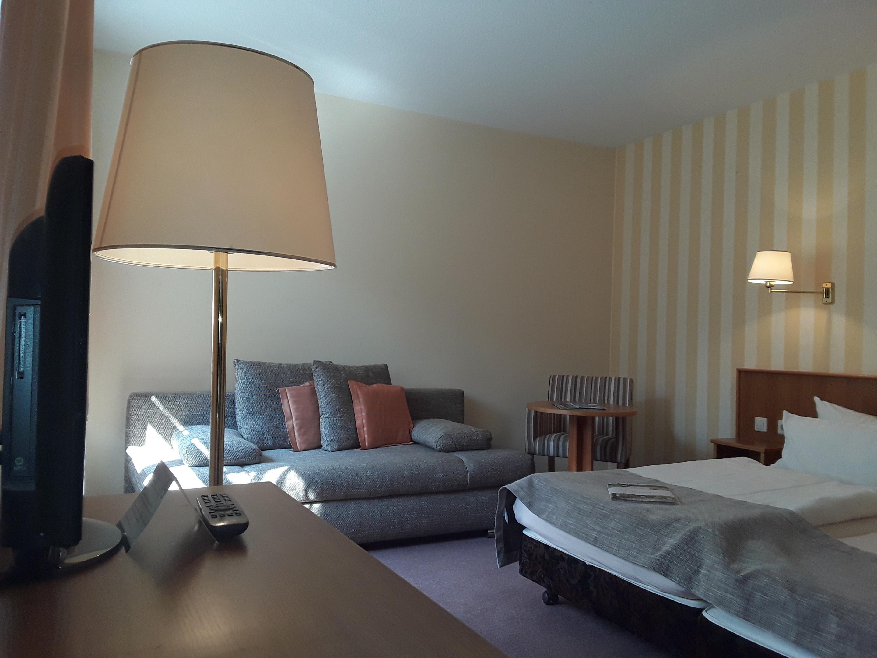 Zweibettzimmer-Standard-Ensuite