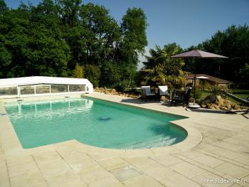 La piscine et son exotisme