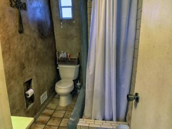 Bathroom located on the main floor