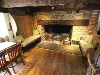 Lounge Bar fire side