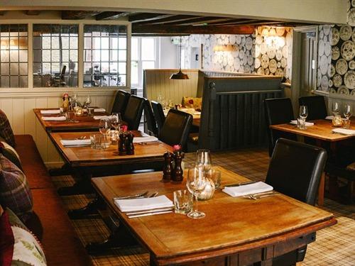 Long Melford Swan Restaurant