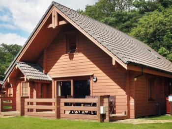 Lodge-Ensuite with Bath-Woodland view-Lodges 3-Bedroom