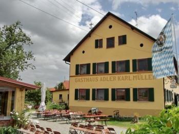 Biergarten Zum Adler Eingang