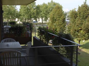 Balcon privatif des chambres