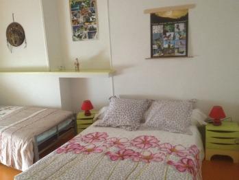 Chambre avec accès terrasse N° 203