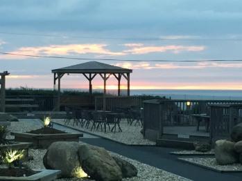 Front Terrace Sunset