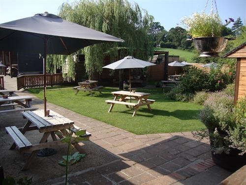 Cider Pantry Tea Garden