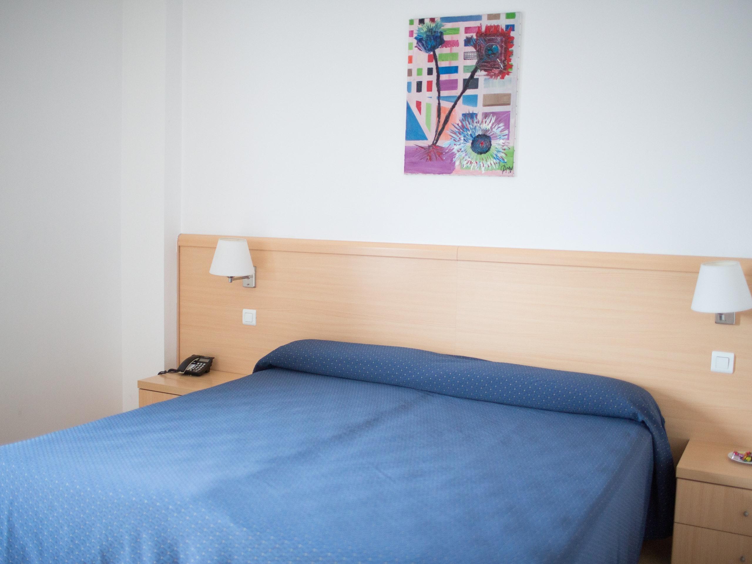 Doble con dos camas-Baño con bañera-HDPAS - Tarifa Base