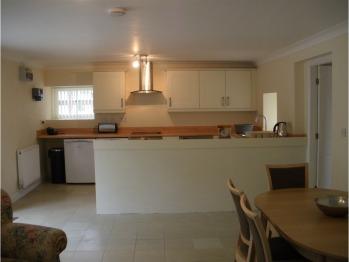Kitchen area - The Granary