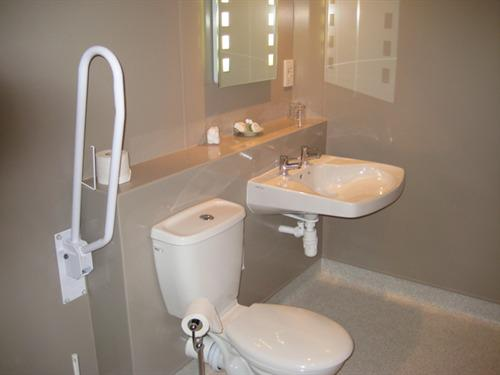Double Room (Wheelchair Friendly)