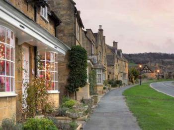 The Village Of Broadway, Cotswolds