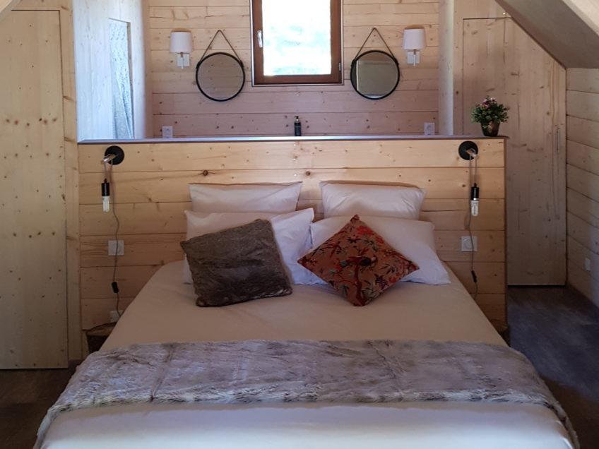 Lodge OMAHA avec bain nordique