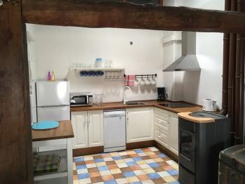 Apartamento-Baño con ducha-2 habitaciones