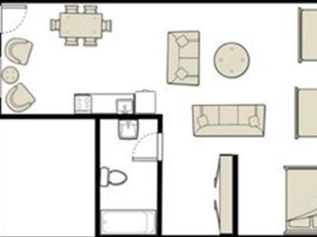 Apartment-Ensuite-Superior-No view-Roosevelt Suite - Base Rate