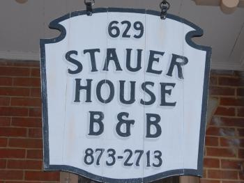 Stauer House logo