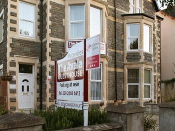 Avala Guest House - Avala Guest House, Cardiff, Glamorgan