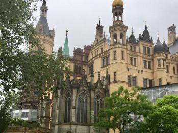 Das Schweriner Schloss ist absolut sehenswert