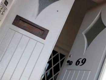 The Lodge Door