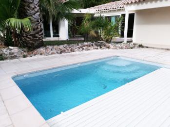 volet de protection piscine