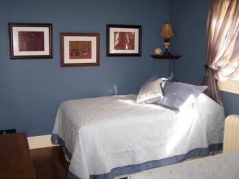 Warner Bedroom