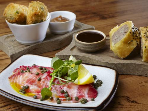 Enjoy Yorkshire Tapas at The Plough Scalby
