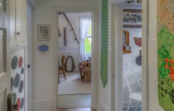2-Bedroom Suite Hallway
