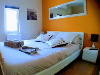 Chambre Simple-Confort-Douche-Vue sur Jardin-Syrah